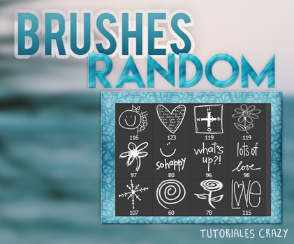 Brushes Random by tutorialescrazy by tutorialescrazy