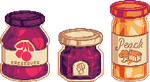 Fruit Preserves by SugarySweetSprites