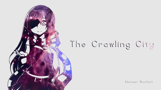 Aria Wintermint from The Crawling City by SketchyReverieWriter