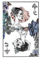 Queen of Spades by SamanthaBill