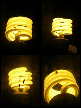 Glowing Coils by Stock7000