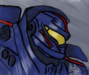 Gipsy Danger 02 by Daarthu