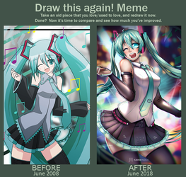 Meme Before And After by KawaINDEX