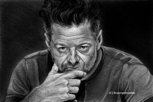 Andy Serkis by GalleyArts