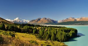 Mt. Cook by hquer
