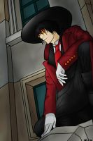 Hellsing: And Here I Wait... by IhazaCookie