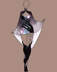 Fashion Adoptable Auction 106 - CLOSED by Karijn-s-Basement