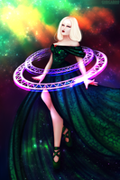 Spacy witch by Chocaboo