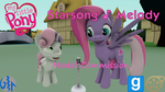Starsong Melody (MLP G3 SFM/GMod DL) Commission by GameAct3