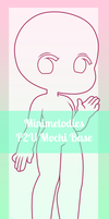 P2U Mochi Base by MiniMelodies