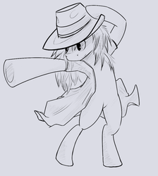 Lineart Commission: Rictor Dancing by F1r3w0rks