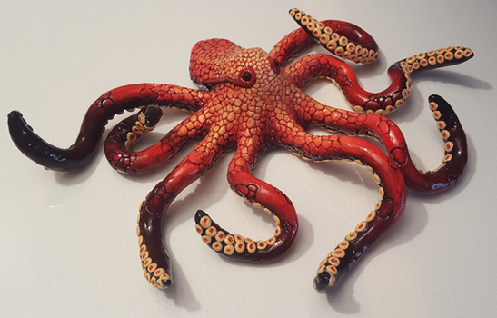 Octopus by minogame