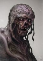 Infected-Zombie-Sth by noistromo
