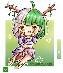 Forest Spirit by Emily071