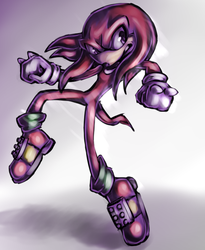 And Knuckles by CountAile
