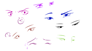 Eye Practices #2 (For My Use Only) by Jakotaha