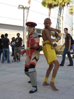 AX 2010 - Street Fighters by Giolon