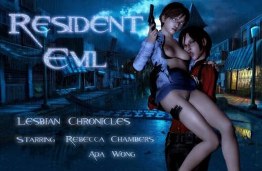 Resident Evil Sales Pitch by Rastifan