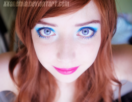 Violet Contact Lenses by XXAnemia