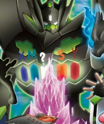 Perfect Zygarde is the key