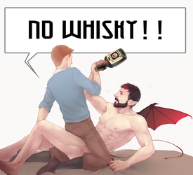 No Whisky by yibingling