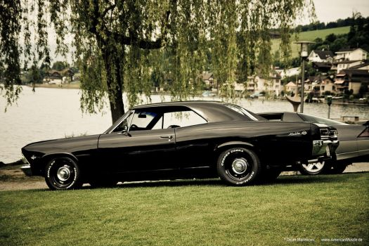 1966 Chevelle Malibu SS by AmericanMuscle