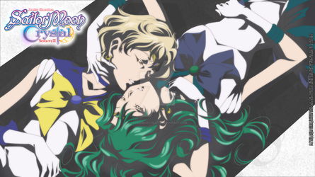 SAILOR MOON CRYSTAL - Uranus And Neptune by JackoWcastillo