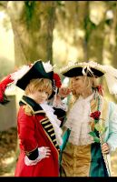 APH: France and England 3 by Amapolchen