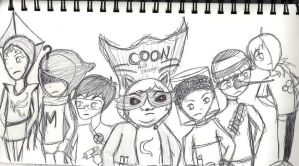 South Park: The Coon and Friends by MAXIMUMRAY