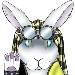 GreetBunny by Andecaya