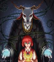 Magic Intertwined (Ancient Magus' Bride) by Armorwing