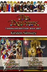The Explorers Series Box Set (Tagalog Edition) by kirstennimwey