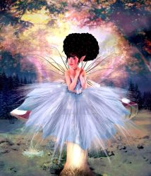 Cosmic Fairy by BloomingRoseXeniia