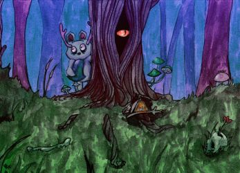 Mad Forest by Soukyan