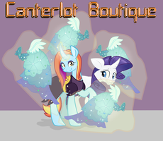 Carosel boutique Title Card by Altimos0023