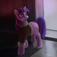 Twilight Sparkle by hardbrony