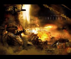 Inferno, The Third World War by anugerah-ilahi
