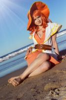 Nami 'Wake up' Cosplay - 1 by Cosplayer-san