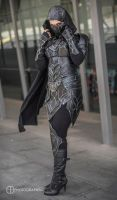 Silence - Nightingale Armour cosplay by Soylent-cosplay