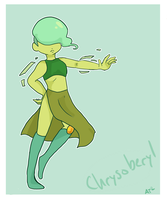 fusion-Chrysoberyl by Artist-squared