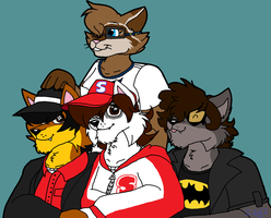 Family photo by Supersprite65