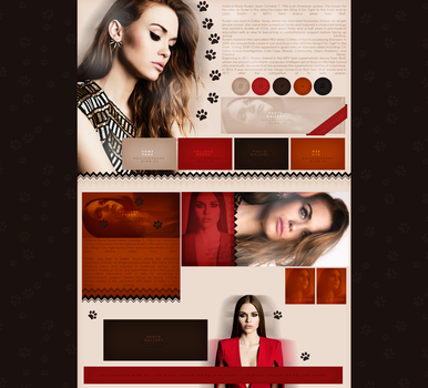 free design ft.  Holland Rodden by mosbiusdesigns