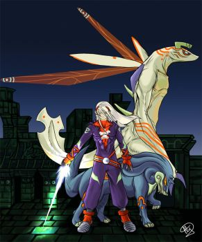 Breath of fire IV by CloudXtrife