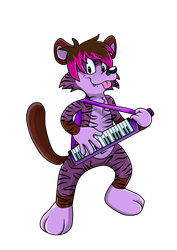 Toto Yeen - Looney Tunes by S-A-V-A-N-A