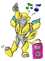 Beatmix Bee by calger459