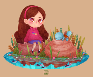 Mabel and Friends by Teahaku