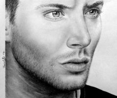 Jensen Ackles by rachbeth