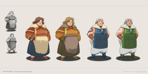 The Grasslands - Villagers Designs by C780162