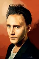 Tom Hiddleston by Frodos