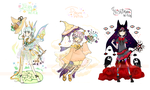 Witch Adopts - Auction - Closed by Kemikeni